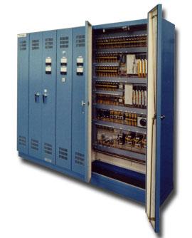 ご注文に応じた制御盤の設計製作及び電装工事承ります